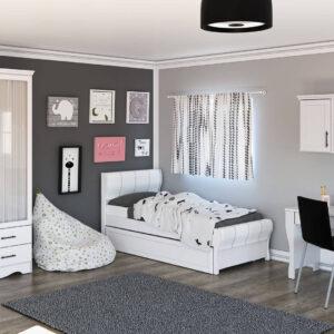 חדר ילדים קומפלט דגם שרון