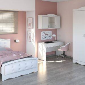 חדר ילדים קומפלט עדין ואלגנטי